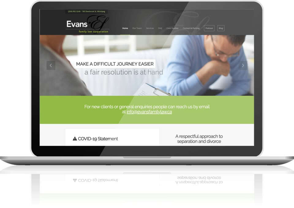 Evans Family Law Corporation
