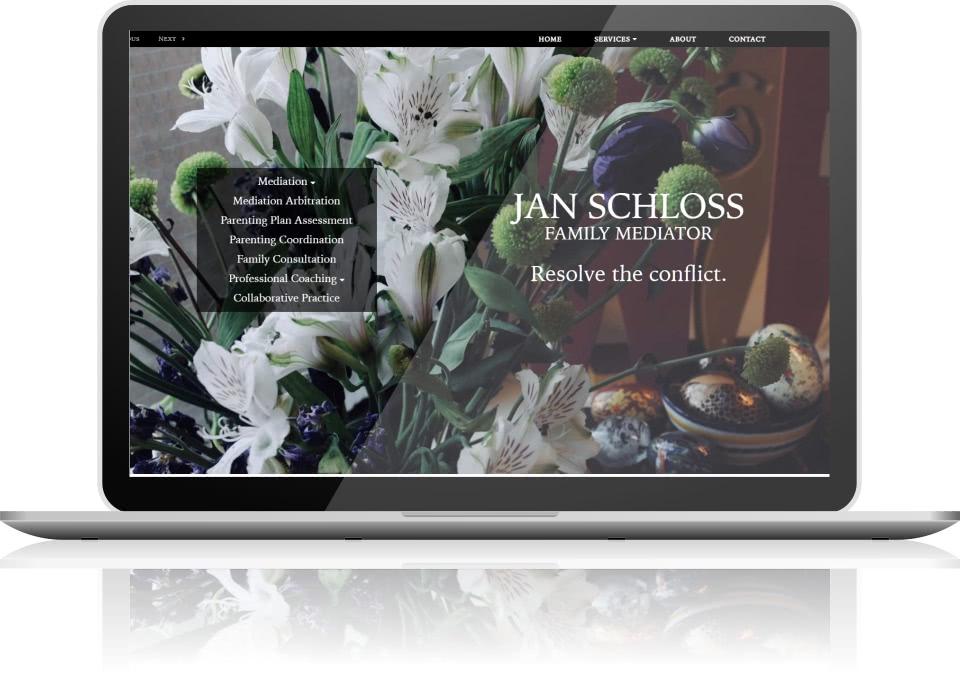 Jan Schloss Family Mediator
