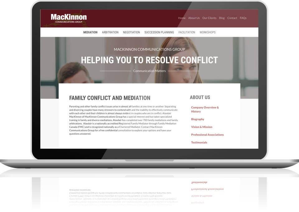 MacKinnon Communications Group