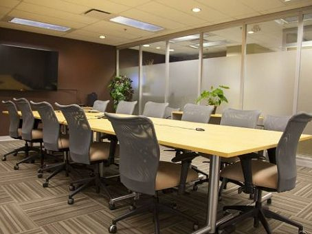 Calgary North Boardroom